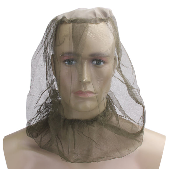 1pcs Midge Mosquito Insect Hat Bug Mesh Head Net Face Protector Mosquito Net Hat Cover - c6d9.co [#product_title]