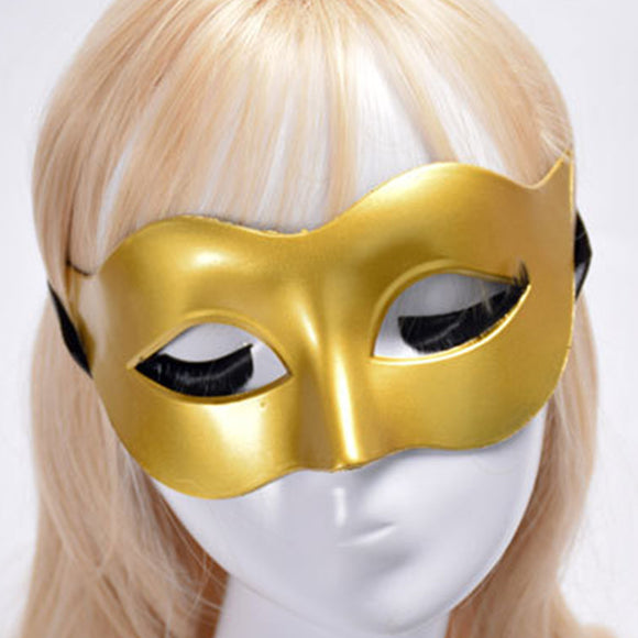 Fancy Unisex Adult Half face Mask Rave party Bar Nightclub Carnival Christmas Costume Masquerade Halloween masked ball Cosplay