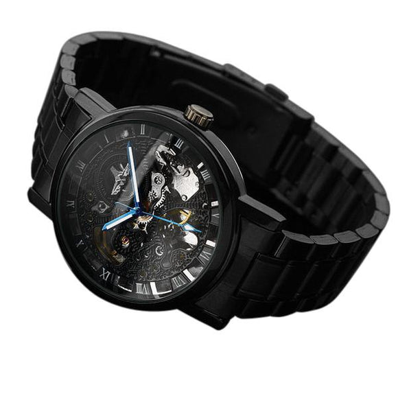 The Mechanical Bachelor Black on Black - c6d9.co [#product_title]