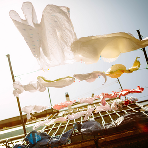 6 Reasons Why You Should Be Airdrying Laundry
