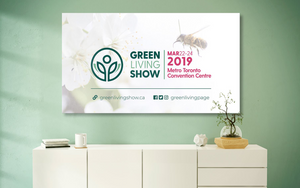 Charlie's Soap Attending the Green Living Show 2019