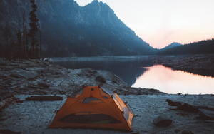 9 Tips for a more eco-friendly camping trip