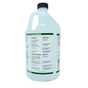 Charlie's Soap Indoor/Outdoor Surface Cleaner  3.8 Litres