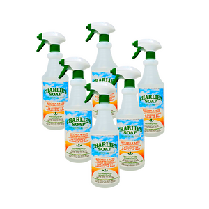 Bulk Case Charlie's Soap Kitchen & Bath Cleaner 946 ml