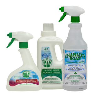 Charlie's Soap Spring Cleaning Bundle