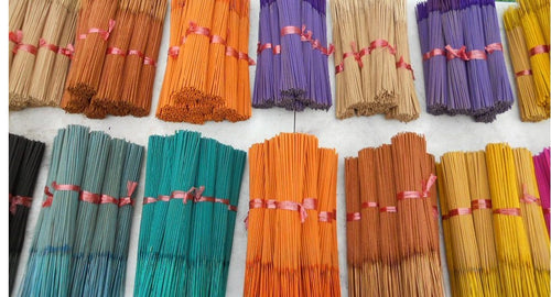19 Inch Unscented Incense / 60 Bundles/case 50sticks/bundle