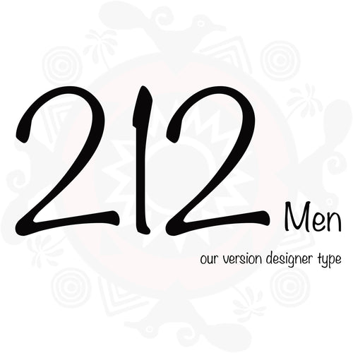 212 NYC Men Type Fragrance - Men's (Compare to 212 NYC Men by Carolina Herrera)