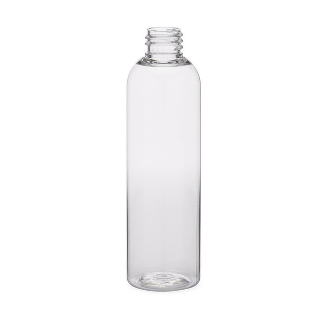 4oz Clear PET Bullet Bottle with 20-410 Neck Finish