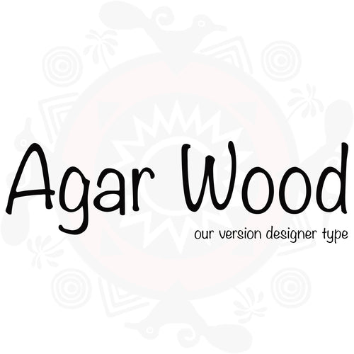 Agar Wood Type Fragrance