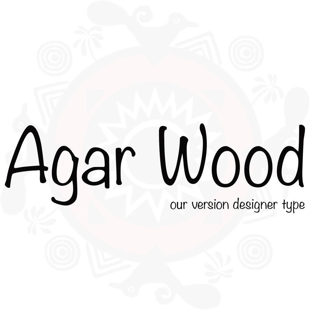 Agarwood Type Fragrance