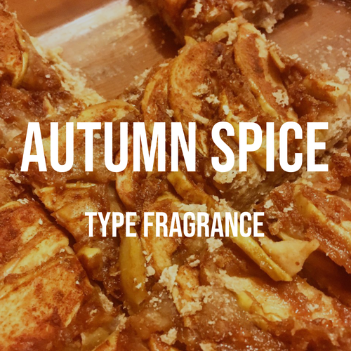 Autumn Spice Type Fragrance