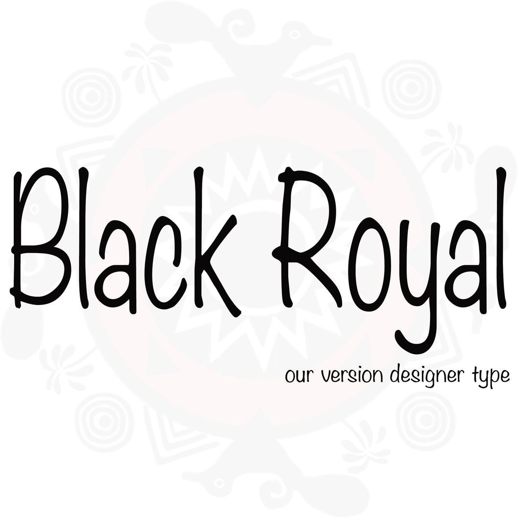 Black Royal Type Fragrance