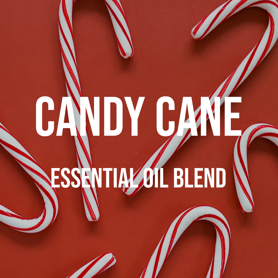 Candy Cane Essential Oil Blend