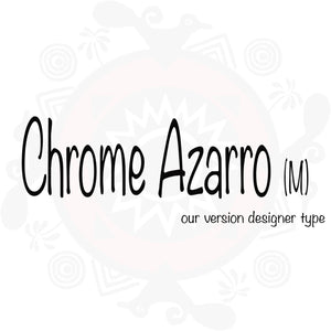 Chrome Azarro (M) Pure Fragrance