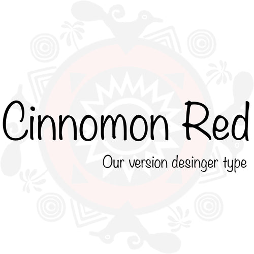 Cinnamon Red Hot Type Fragrance