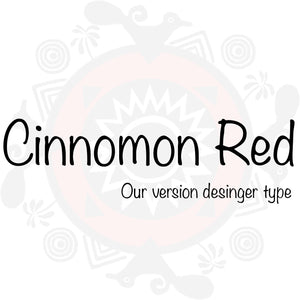 Cinnomon Red