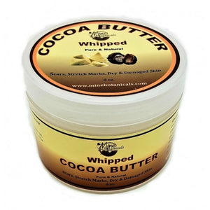Cocoa Butter Whipped Body Butter