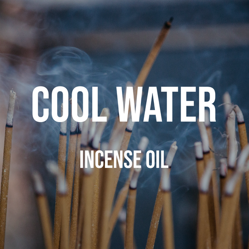 Cool Water Incense Oil