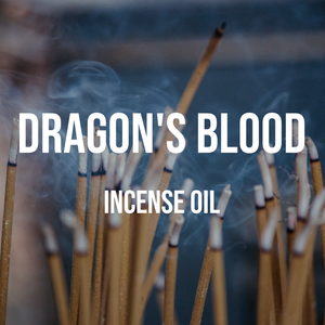 Dragon's Blood Incense Oil
