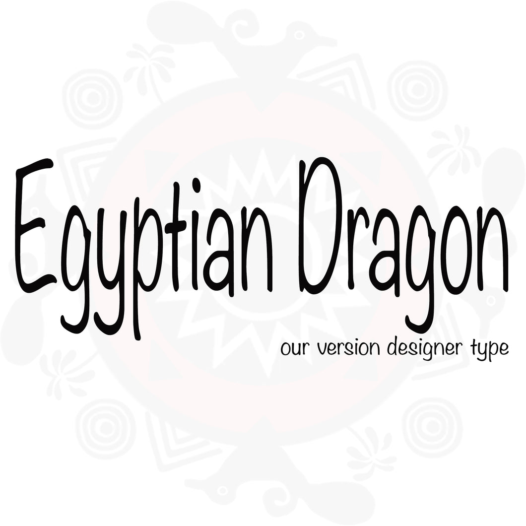 Egyptian Dragon Type Fragrance