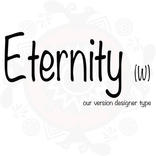 Eternity (W) Type Fragrance