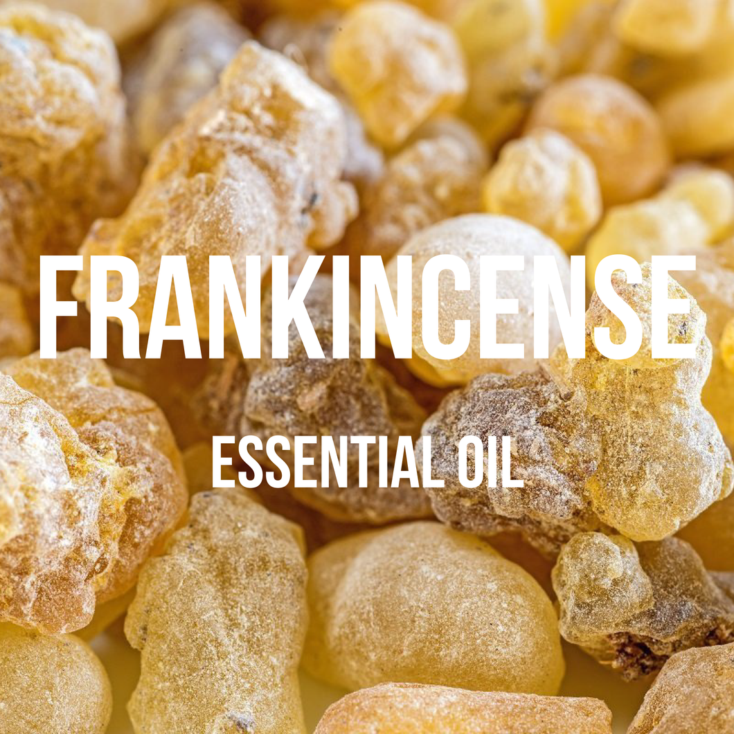 Frankincense Essential Oil (Resin)