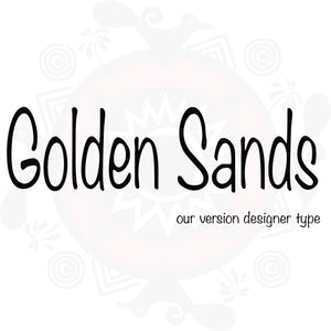 Golden Sand Type Fragrance (Compare to Golden Sand by Al-Rehab)