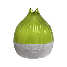 Load image into Gallery viewer, Black Essential Oil Diffuser With Built-In Bluetooth Speaker