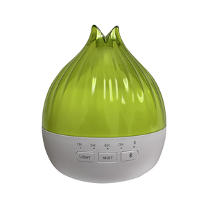 Black Essential Oil Diffuser With Built-In Bluetooth Speaker