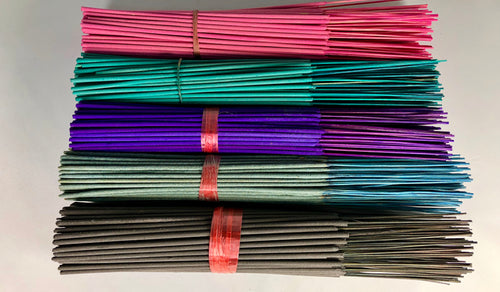 11 Inch Unscented Incense /100 Bundles/case100 sticks/bundle