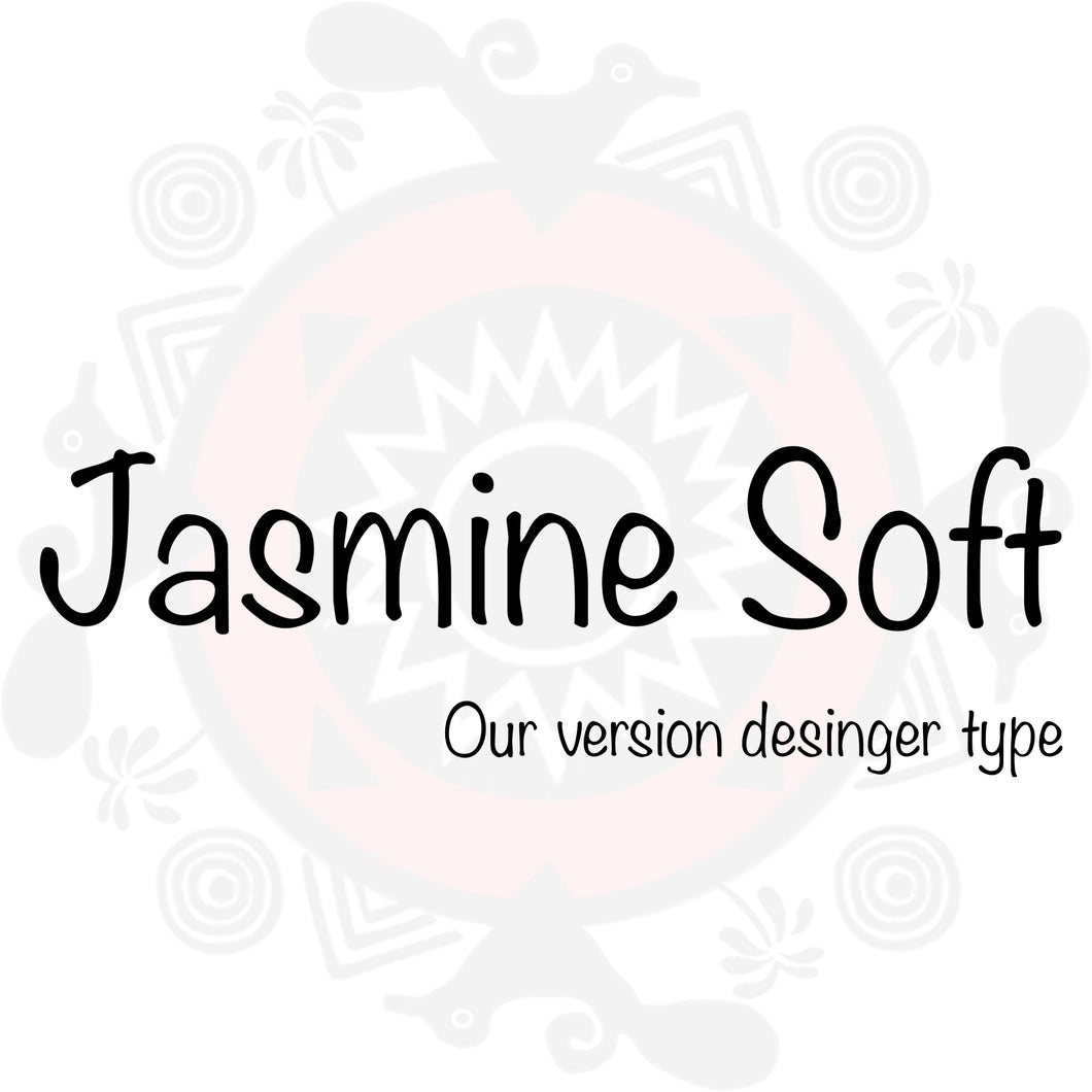 Jasmine Soft Type Fragrance