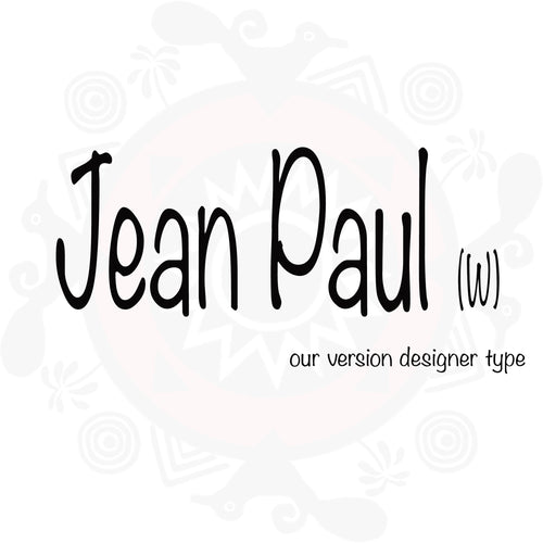 Jean Paul (W) Type Fragrance