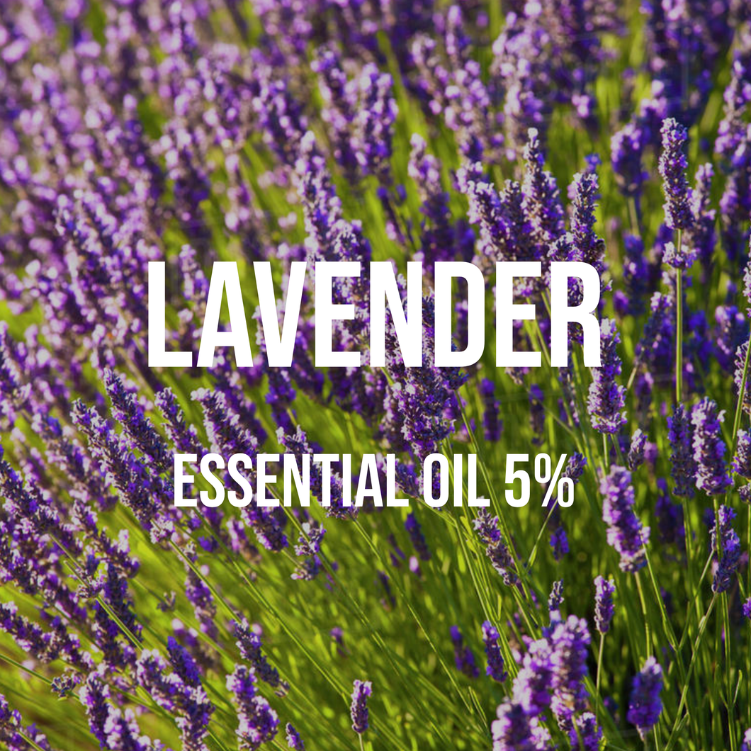 Lavender Essential Oil (40/42) 5%