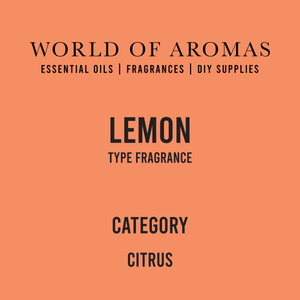 Lemon Type Fragrance