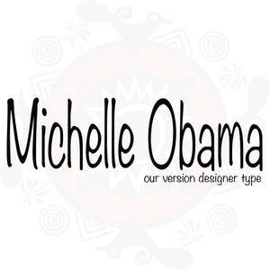 Michelle Obama  Pure Fragrance