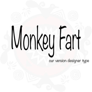 Monkey Fart Pure Fragrance