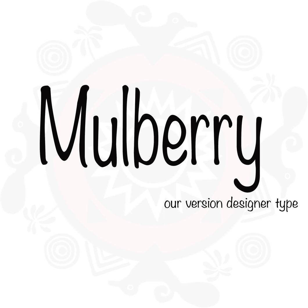 Mulberry Type Fragrance