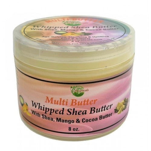 Multi Butter Whipped Body Butter