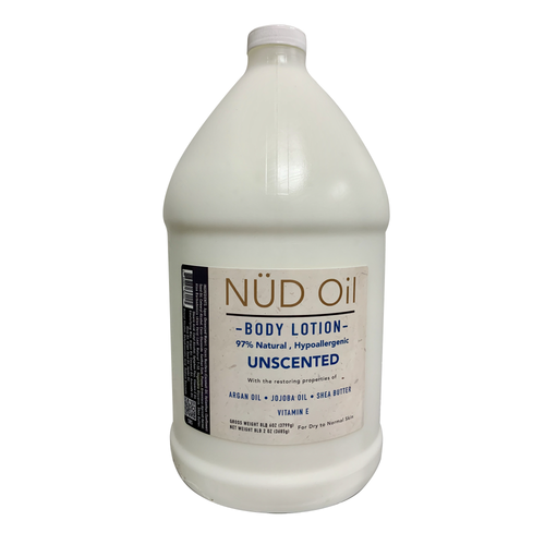 NÜD Oil - Body Lotion 128oz