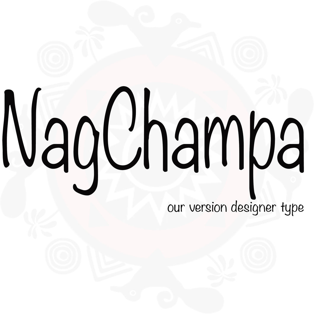 Nag Champa  Pure Fragrance