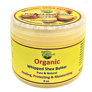 Organic Shea Whipped Body Butter