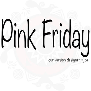Pink Friday Type Fragrance - Women's (Compare to Pink Friday by Nicki Minaj)