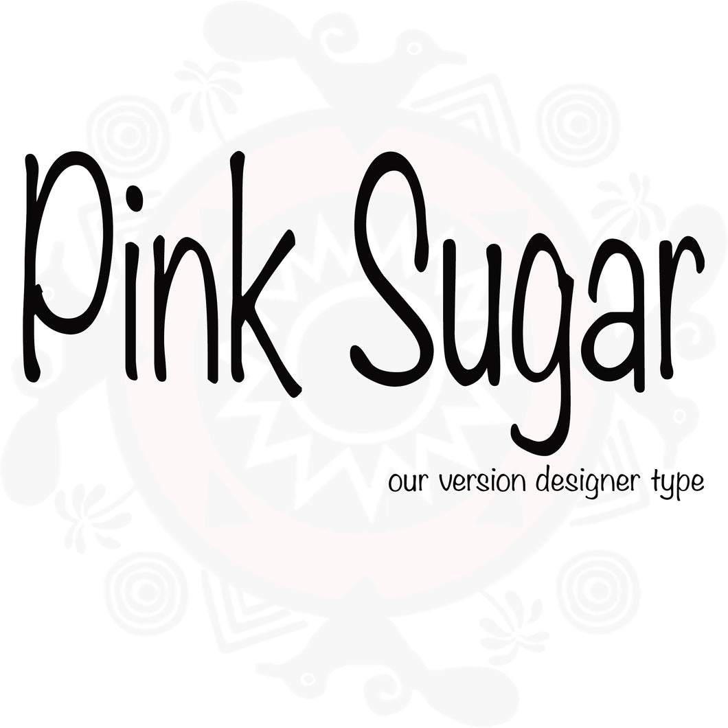 Pink Sugar Pure Fragrance