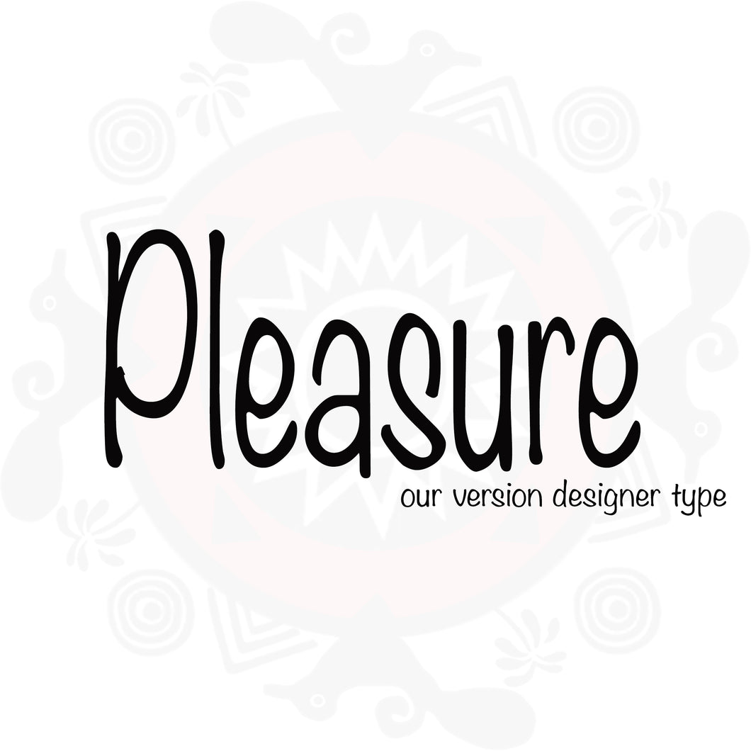 Pleasure (W) Type Fragrance