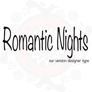 Romantic Nights  Pure Fragrance