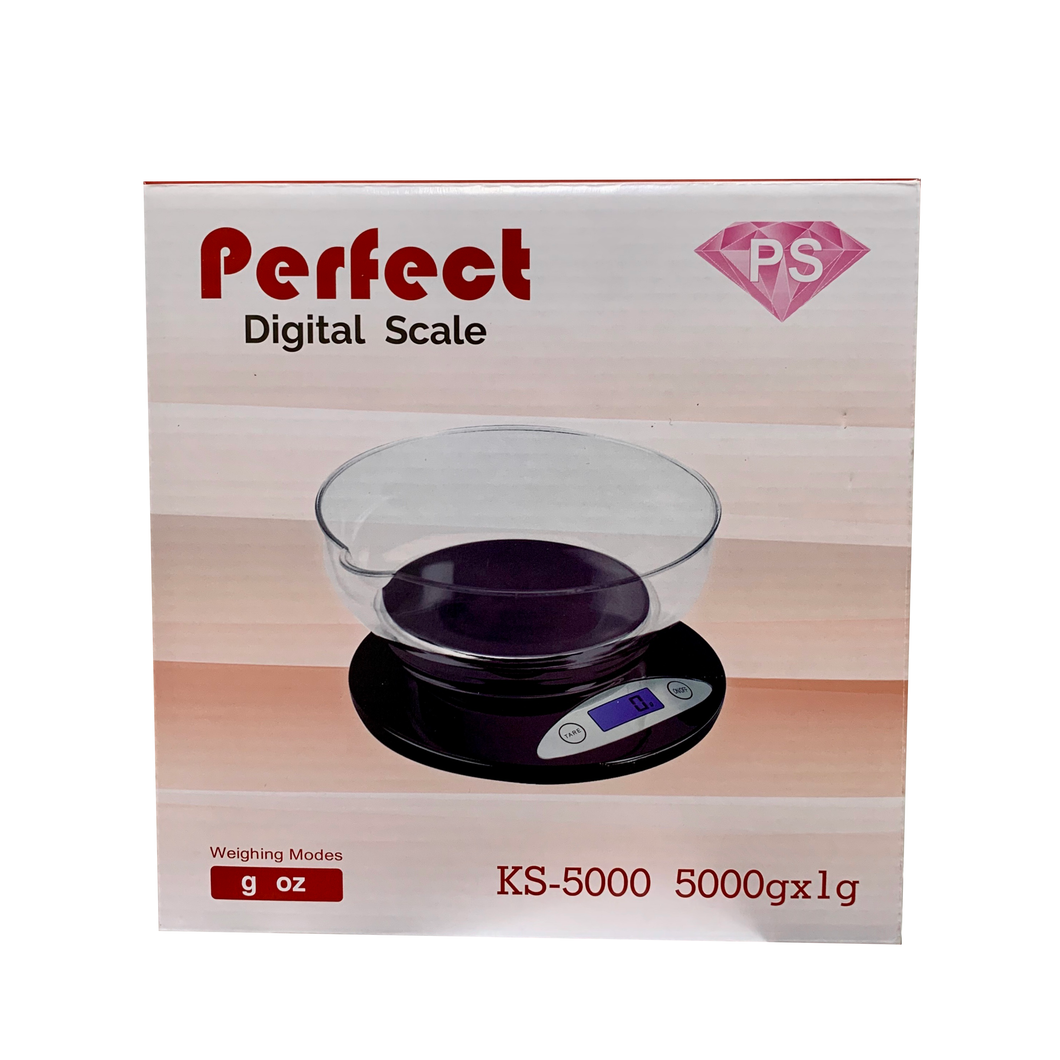 PS Perfect Digital Scale - KS-5000