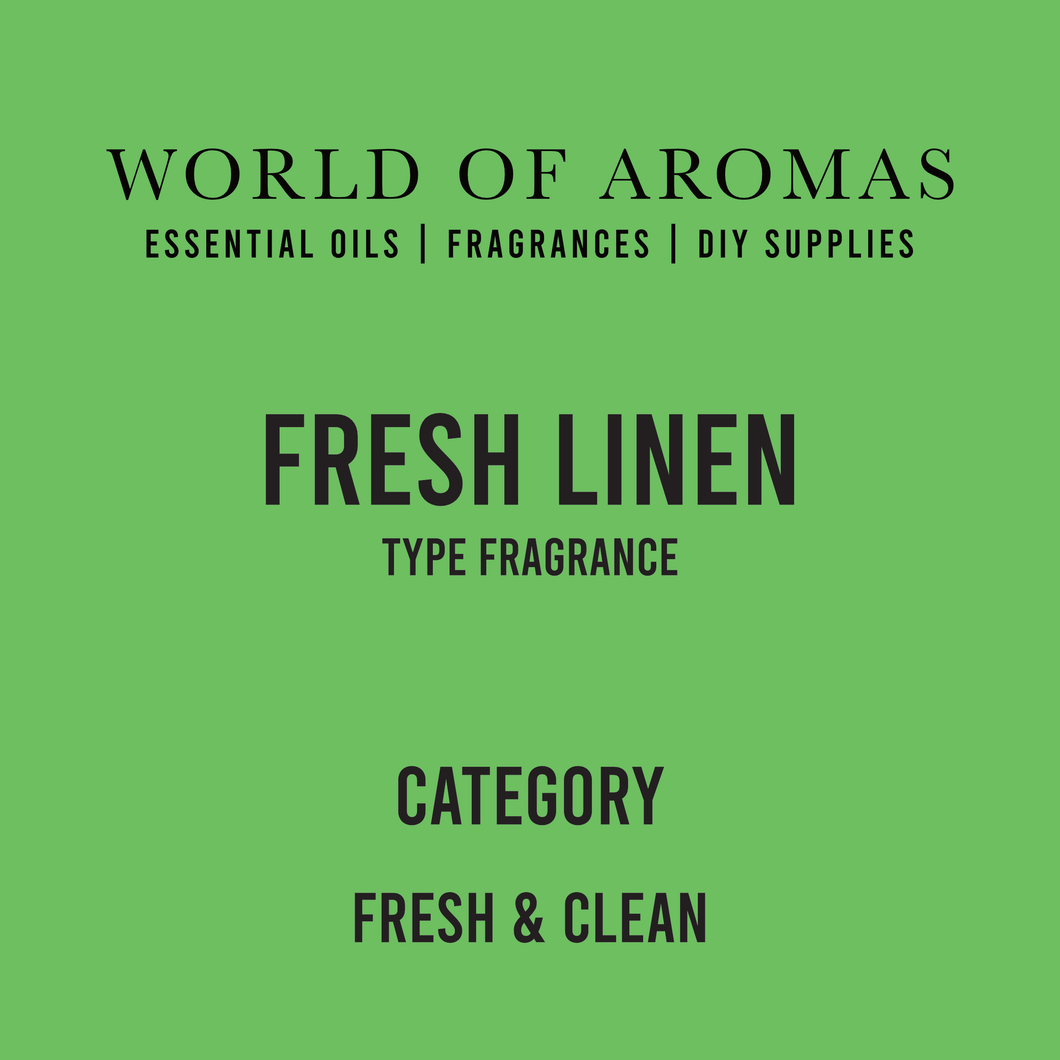 Fresh Linen Type Fragrance