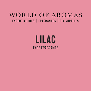 Lilac Type Fragrance