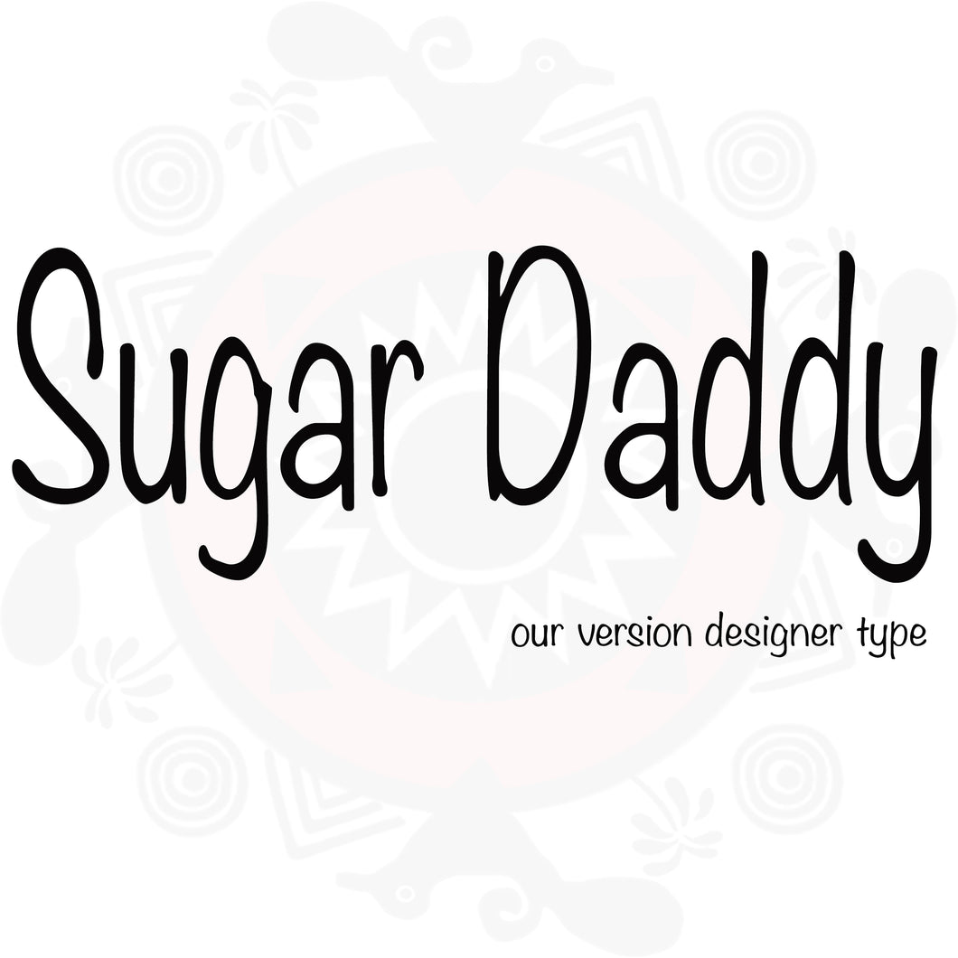 Sugar Daddy Pure Fragrance