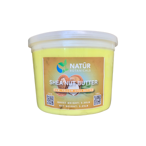 Yellow (Raw) African Shea Nut Butter